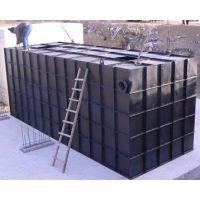 疗养所地埋式污水处理设备