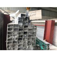 罗定304厚壁不锈钢方管 大型设备专用管