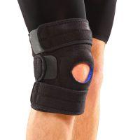 运动保暖加厚四弹簧护膝男女款