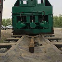 钢筋薄铁皮卧式压块机 新疆废金属液压打包机厂家 思路卧式压块机型号