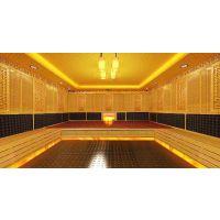 辽宁锦州汗蒸房材料批发基地-专业面向全国装修汗蒸房