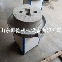 批发传统 工艺电动石磨豆浆机 商用香油肠粉加工设备 花生酱石磨机 振德