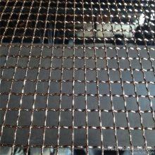 铁丝轧花网 镀锌轧花网 过滤筛网厂家