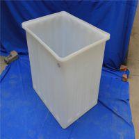 滚塑容器K-400L腌制方桶400公斤周转方箱塑胶容器pe方箱品质保证