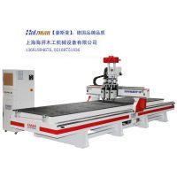 上海供应HOLZMAN中德合资板式家具加工中心,橱柜/模压门雕刻机。