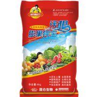 果树增产提高口感品质用什么冲施肥膨果钾宝效果好