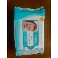 婴儿棉柔巾加工厂家 广东100片纯棉柔巾 干湿两用巾 湿巾oem