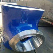 安徽供应高耐磨三通 碳钢等径三通质量保证