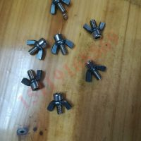 平行蝶形螺母 正垂直螺纹螺母