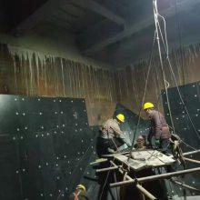 高分子聚乙烯煤仓衬板 耐磨工程塑料聚乙烯挡煤板 煤矿专用衬板