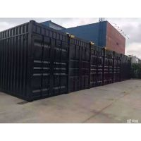 上海二手集装箱,电动飞翼箱出售租赁,集装箱厂房拼装