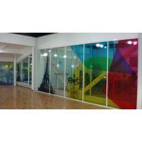 上海办公室玻璃贴膜设计_玻璃磨砂膜
