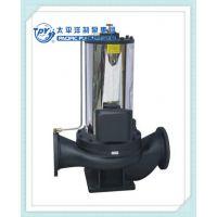 上海太平洋TPBL型立式屏蔽管道泵