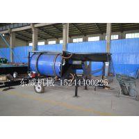 普洱土沙淘金设备 东威拖拽式淘金车