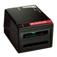 美国MICROSCAN/迈思肯MS-9高速一维条码扫描器