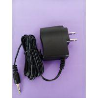 MKS深圳厂家热销6v100ma黑色稳压直流电源适配器开关电源 UL认证