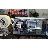电磁铁电机线圈自动包胶机无针脚带引线的各种电机线圈自动包胶机