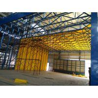 佛山荣高供应RG-2A表面处理涂装自动生产线 喷砂房 喷漆房