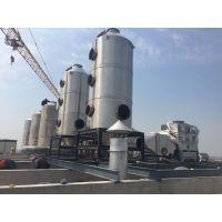 厂家喷淋吸收塔、喷淋设备、洗涤塔、塑料水洗塔、活性炭环保箱