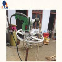 八方厂家批量销售家庭用打井机 冲击式钻机 现货销售电话:13295476837/0537-2