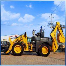 中国人自己的品牌中首重工926挖掘装载机挖掘深度2米的两头忙