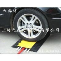 地面橡胶线槽压线板,九磊牌橡胶线槽压线板,JL-XCB-5CD五孔橡胶线槽压线板