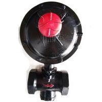 润丰螺纹燃气调压器燃气减压阀RTZ结构简单安装更换方便