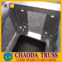专业生产铝合金灯架 truss架厂家销售 演出铝合金舞台桁架搭建