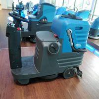 紧凑型驾驶式洗地机菲迈普通用型地面清洁MXR