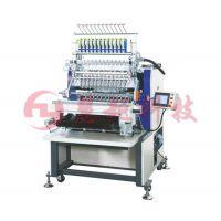 供应慧越十六轴全自动绕线机 CNC服务器驱动,精准定位