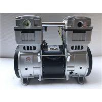 无油真空泵批发JP-240V 真空气泵抽气机头微型压缩机