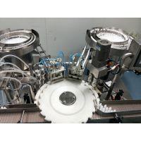 液体灌装热封尾机,常压自动灌装机