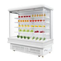 绿缔 风幕柜 保鲜风幕柜 水果蔬菜保鲜柜