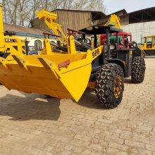 巷道装载机厂家铲矿专用装载机价格超低窄桥铲车