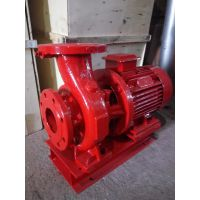 江洋电动消防泵XBD8.6/15-80GDL消火栓系统加压泵自吸泵