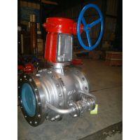 不锈钢氧气球阀QY347F 温州不锈钢氧气球阀厂家