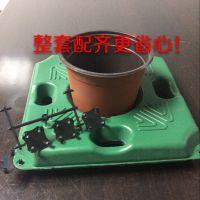 东莞生态浮床人工浮床生物浮岛水生植物种植盘