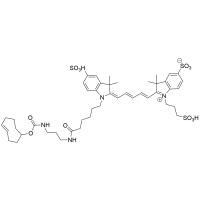 超纯、高纯Cy5-TCO,花青素Cy5-TCO,花青素-二苯基环辛炔