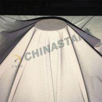 供应CNSS星华反光 柔软反光面料涤丝纺尼丝纺春亚纺雪纺 反光材料