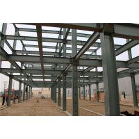 多层钢结构仓库来图加工公司-三维钢构