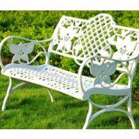 供青海公园墙椅和西宁铁艺公园椅详情