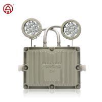SEAJ52防爆双头应急灯 停电断电自动照明LED灯 升羿防爆楼道应急灯 爆炸性危险环境用