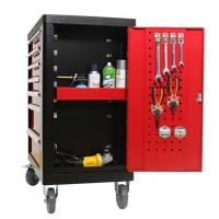 渝威杰工具车推车五金重型工具柜加厚加大两层三层多功能零件周转车
