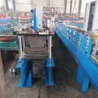 定制生产各种彩钢围挡板机器地铁围挡成型设备地鑫机械