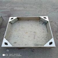 金聚进 不锈钢铺砖 铺浇大理石隐形井盖 不锈钢装饰井盖