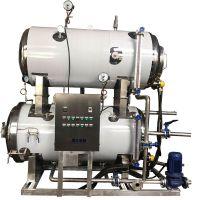 强大机械专业制造牛肉高温高压杀菌锅
