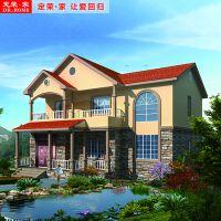 北京定荣家轻钢结构房屋建造 定荣家10年自建别墅专家 集成房屋