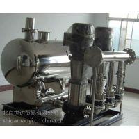 无负压变频供水设备 /自动加压给水设备 加工定制 价格