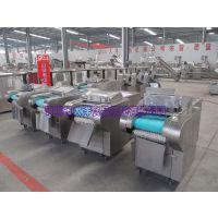 DQC型快速切菜机 畅销型菠菜切段设备资料