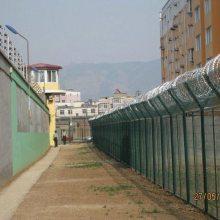 海南区域隔离网厂家 海口刀刺护栏网 三亚机场防盗围栏网